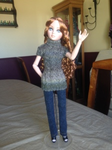 """Trendy Tunic"" ~Pattern by Becky Colvin"