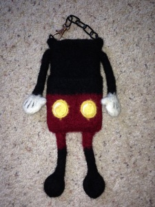 Barefoot Mickey